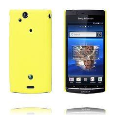 Supreme (Gul) Sony Ericsson Xperia Arc-Skal