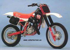 1980's CZ125MX