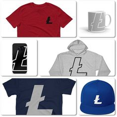0dc48d305 First-rate Litecoin / LTC apparel and accessories only at our #1 crypto  inspired