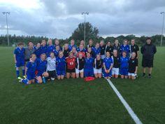 Limerick Ladies and Rhode University (USA) at UL this evening. University, Soccer, Usa, News, Lady, Fashion, Moda, Futbol, Fashion Styles