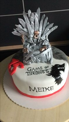 Game of Thrones Torte