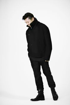 in all black alexandre plokhov), on myhabit's blog, the fix. read more on how to style an all black look! #menswear #trends #themodman