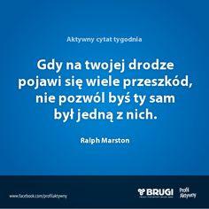 Cytaty związane ze sportem, Profil Aktywny.