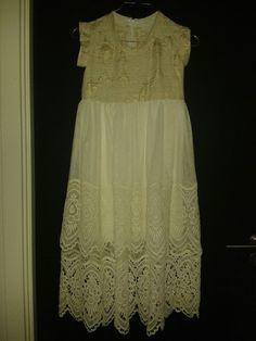 Tommeliden / fe kjole