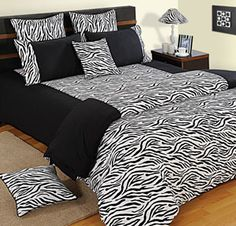 Befitting A Tiger Bed Comforter and Bedsheet Set