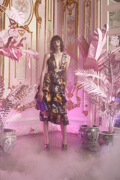 Cynthia Rowley Resort 2016 Fashion Show Runway Fashion, Boho Fashion, Fashion Show, Fashion Design, Cynthia Rowley, Vogue, Passion For Fashion, Dresses, Collections