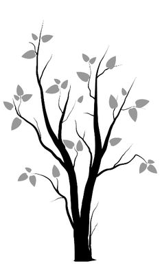 Tree Wall Decal 13 $47.00 www.decalmywall.com Trees tucked under each side of the TK picture?