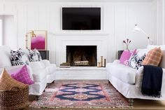 Kismet Rug In Navy Caitlin Wilson Rugsplacement
