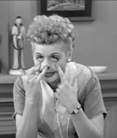 Lucille Ball in I Love Lucy Lucille Ball, I Love Lucy Show, My Love, Classic Hollywood, Old Hollywood, Hollywood Actresses, William Frawley, Vivian Vance, Lucy And Ricky