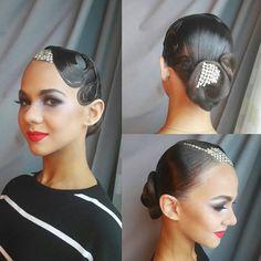 +7 968 996 2155 #StudioAnastasiaEremeeva #makeup #hairstyle #dance #dancer #ballroom #image