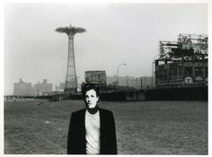 """Arthur Rimbaud in New York (Coney Island)"" / Estate of David Wojnarowicz and P.P.O.W. Gallery, New York"