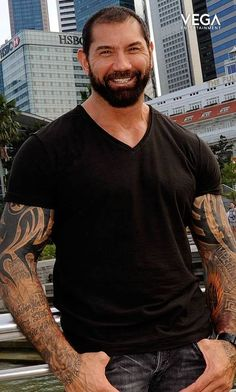 Vega Entertainment Wishes a Very Happy Birthday to Actor and Professional Wrestler Vegas Birthday, Happy Birthday, Dave Bautista, Wwe Champions, Sport Icon, Scantily Clad, Wwe Wrestlers, Attractive Men, Gay Pride