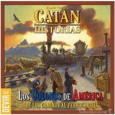 Catán Historias: Los Colonos de América