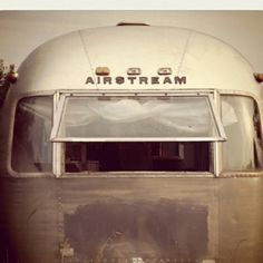 Airstream.... I dream of one of these.