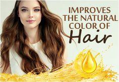 Pure Castor Oil, Castor Oil For Hair, Organic Castor Oil, Hair Oil, Natural Hair Growth, Natural Skin Care, Natural Hair Styles, Long Hair Styles, Castor Oil Benefits