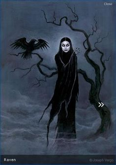 Joseph Vargo - Raven