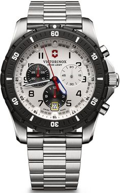Victorinox Swiss Army Watch Maverick Sport Chronograph