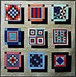 amish shadow quilt