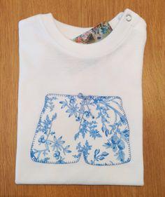 Little Candela ~ camiseta niño modeló porcelana