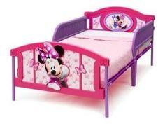 Disney Minnie Mouse BB86696MN 3D Twin Bed 199x109x85cm
