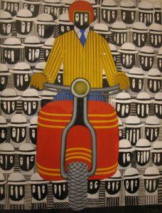 Γαϊτης Γιάννης – Giannis Gaitis [1923-1984] | paletaart – Χρώμα & Φώς