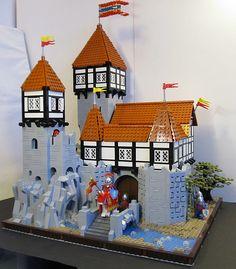 Dalborg Castle | A neo-classic castle. | Etzel87 | Flickr