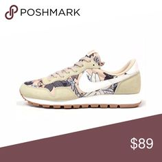Nike Aloha Air Pegasus '83 Men's size 7 | Women's 8.5. Shows minor signs of wear at toe (pictured), but in excellent wearable condition. Nike Shoes Athletic Shoes