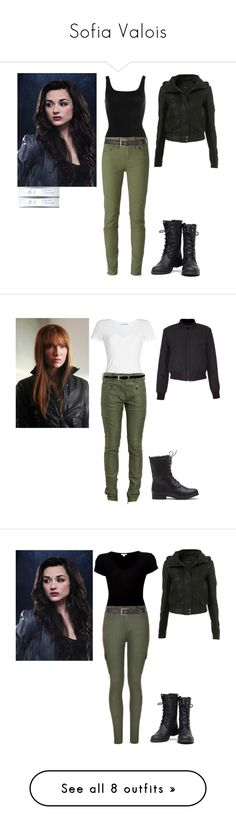 """""""Sofia Valois"""" by charmedgreys ❤ liked on Polyvore featuring NIC+ZOE, Diesel, Nature Breeze, James Perse, 3.1 Phillip Lim, French Connection, Ally Fashion, J Brand, Paige Denim and ALDO"""