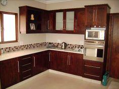 Kitchen Wallnut Kitchens, Kitchen Cabinets, Home Decor, Decoration Home, Room Decor, Cabinets, Kitchen, Cuisine, Home Interior Design