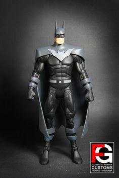 DCUC Justice Lord Batman (DC Universe) Custom Action Figure