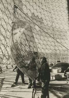 The United States pavilion at 1967 International and Universal Exposition, or as it's better known, Expo 67.