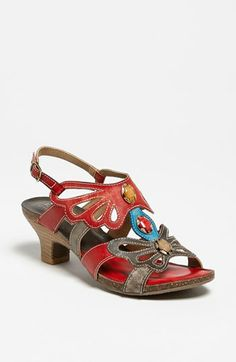 Spring Step 'Absynthe' Sandal available at #Nordstrom and they are mine
