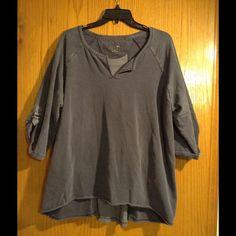 Calvin Klein Performance Sweatshirt A little faded. (3) Calvin Klein Tops Sweatshirts & Hoodies