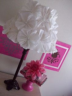 pretty lamp shade