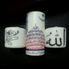 Recreation of a previous set Personalized Candles, Mugs, Tableware, Dinnerware, Tablewares, Mug, Place Settings