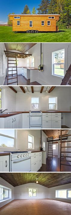 Loft Edition By Mint Tiny Homes
