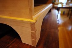Highland Woodworking, Diy Woodworking, Wooden Toy Chest, Wooden Toys, New Project Ideas, Wood Supply, Building Furniture, Blanket Chest, Back Pieces