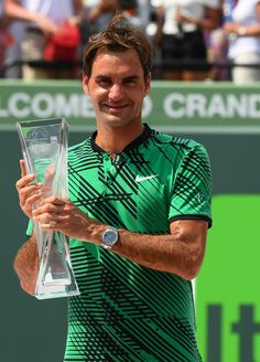 Roger Federer, Miami, 2017