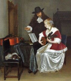 Gerard_Terborch_(Dutch_Baroque_Era_painter,_1617-1681)_The_Music_Lesson_1668