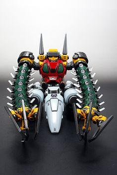 EX合金 ロボ師WORKS GETTER ROBOT Repaint Ver.