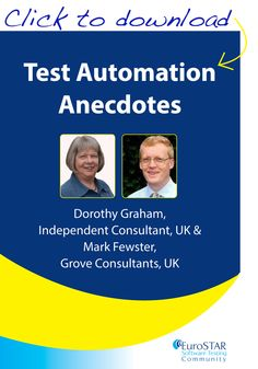 Test Automation Anecdotes eBook by Dorothy Graham & Mark Fewster