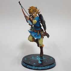 The Legend of Zelda PVC Action Figure Anime Game Zelda Link Breath of the Wild Collectible Model Toy Legend Of Zelda Toys, Vinyl Figures, Action Figures, Ghost Faces, Breath Of The Wild, Best Model, Collector Dolls, Kids Toys, Cool Things To Buy