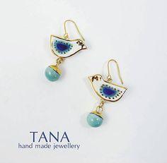 Tana / Tana šperky -keramika/zlato