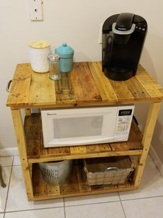 8 best microwave stand ideas images diy ideas for home microwave rh pinterest com
