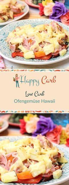 Ananas passt nicht zu jedem Low Carber. Zu mir gelegentlich schon ... Low Carb Rezepte von Happy Carb. https://happycarb.de/rezepte/fleisch/ofengemuese-hawaii/