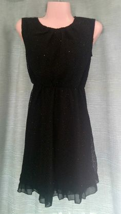 The Sequined AngelEye dress