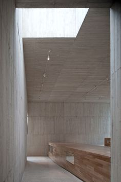 EXIT architects, Fernando Guerra / FG+SG · Easter Sculpture Museum · Divisare
