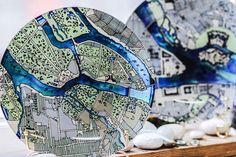 """Тарелка """"Петербург: реки и каналы"""" в магазине «Арт-мастерская """"Перфект•studio""""» на Ламбада-маркете"""