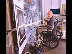 1 Chuck Close: An Interactive Biography v2 - YouTube