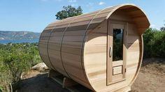 Fabricant de bains nordiques, spas et saunas en bois made in France Jacuzzi, Porto Vecchio, Corsica, Outdoor Gear, Tent, Shed, Outdoor Structures, France, Adventure